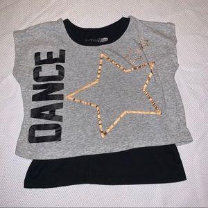 Bioworld Dance Shirt, sz M